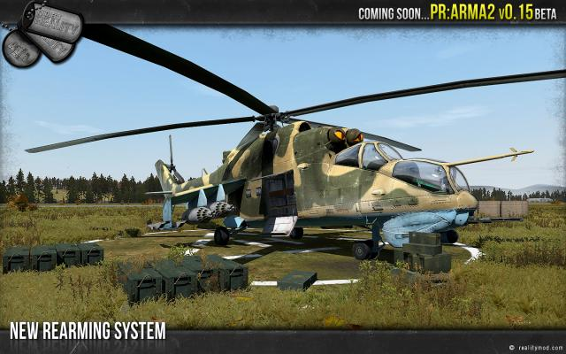 Reality additions and features in the PR/b:b ARMA2 v0/b.b 15 BETA