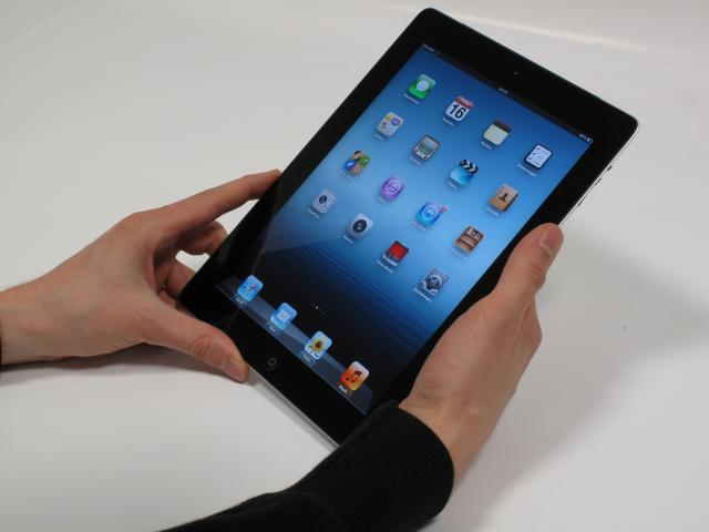 ipad 3 akku anzeige sorgt f r probleme beim neuen ipad. Black Bedroom Furniture Sets. Home Design Ideas