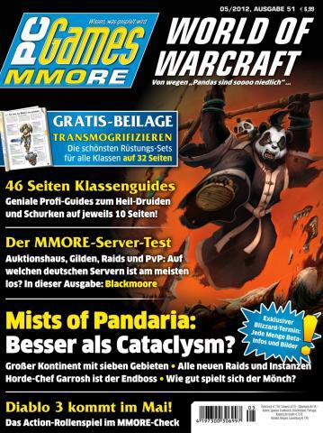 pc games mmore mists of pandaria besser als cataclysm neues heft mit gratis beilage. Black Bedroom Furniture Sets. Home Design Ideas