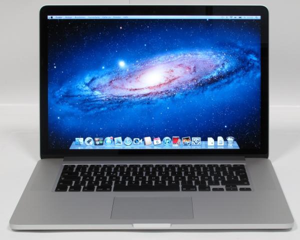 Macbook Pro Registrieren