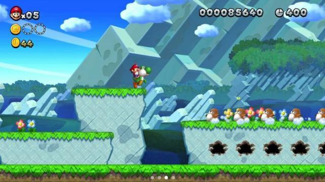 New Super Mario Bros U Komplettlösung Fundorte Der Sternenmünzen