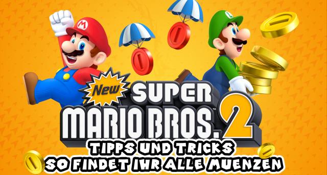 New Super Mario Bros 2 Komplettlösung Mit Tipps Und Tricks Zu