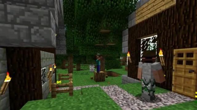 Minecraft im Unterricht: Sandbox-Titel auf dem Stundenplan ...