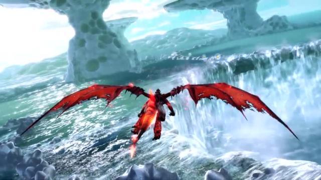 crimson dragon der drachenshooter für die xbox one im