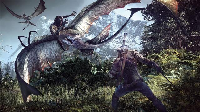 The Witcher 3 für Nintendo Switch: Physische Version benötigt keinen Download