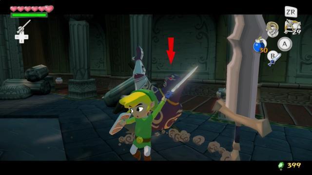 Zelda The Wind Waker Hd Für Wii U Miiverse Und Tingle Auf Neuen