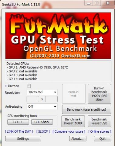 Furmark1 pc games