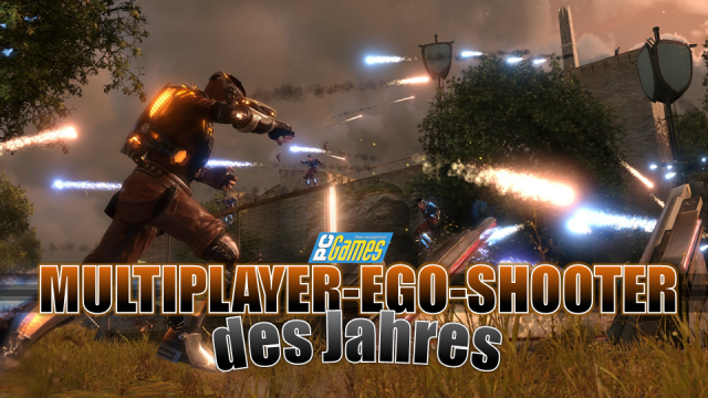 Ego Shooter Multiplayer