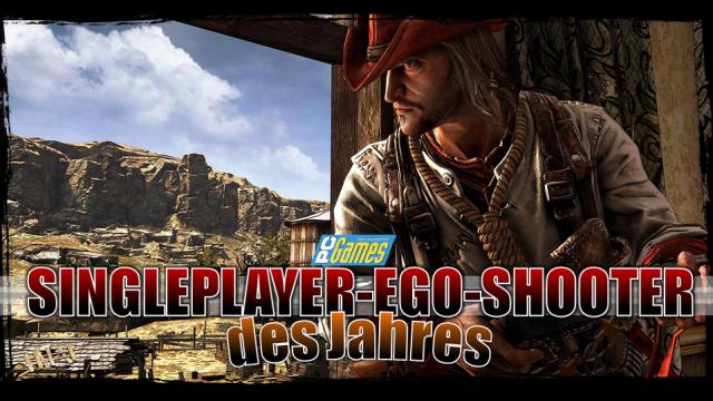 Singleplayer Ego Shooter