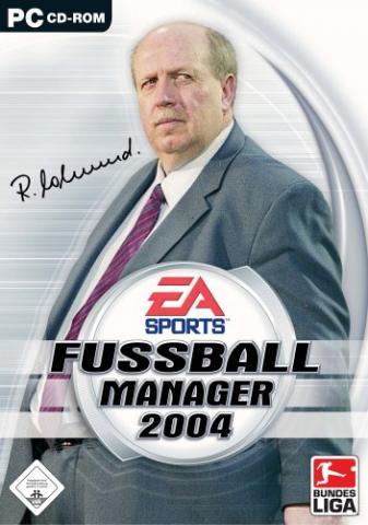 Fussballmanager 2004