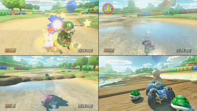 mario kart 8 im test extrem spa iger racer mit unn tigen. Black Bedroom Furniture Sets. Home Design Ideas