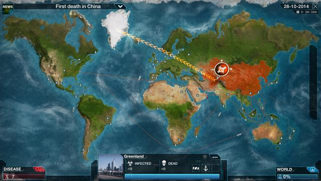 Plague inc russland - 3dec