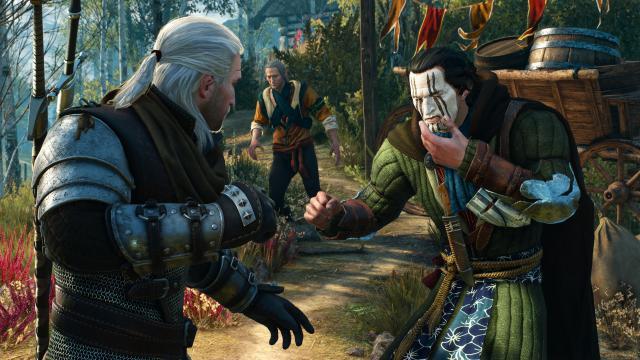 The Witcher 3: Steam-Version beschert den Entwicklern mehr Einnahmen