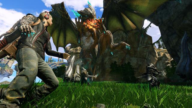Scalebound: Das sagt Microsoft zur möglichen Wiederbelebung des Spiels
