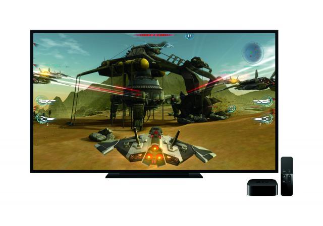 steam spiele lassen sich auf apple tv 4 streamen. Black Bedroom Furniture Sets. Home Design Ideas
