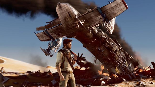 Uncharted 3: Drake's Deception - Komplettlösung - Kapitel ...  Uncharted 3: Dr...