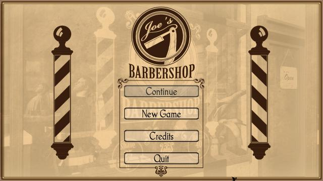 The Barber Shop Game