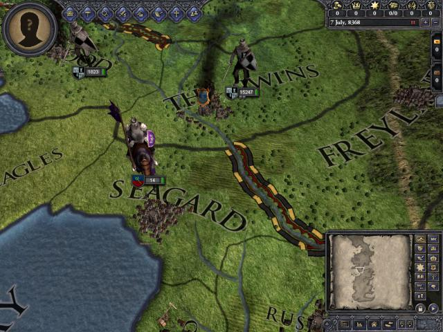 crusader kings 2 game of thrones events list