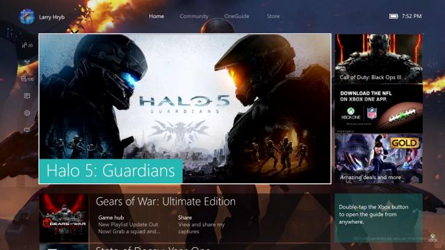 Xbox one nächstes großes update im februar