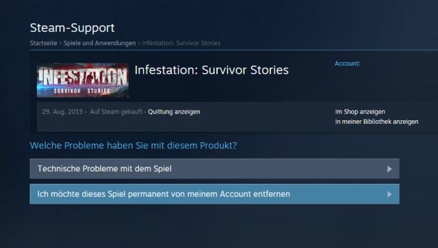 Steam Reviews Löschen