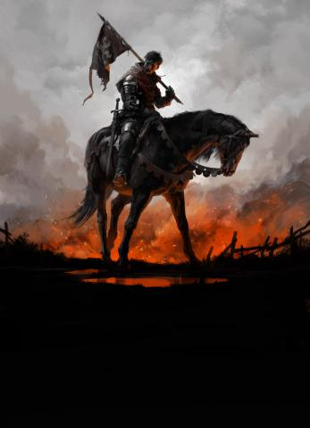 kingdom come deliverance how to get away on the horse