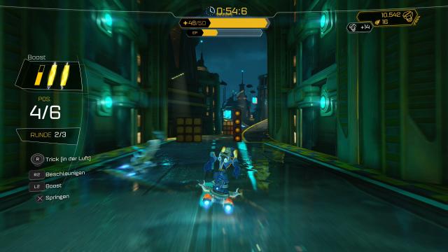Ratchet Clank Test Zum Charmanten Ps4 Reboot Der Serie