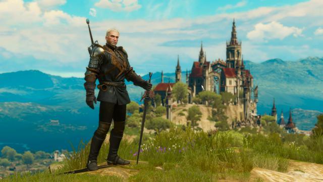 Witcher 3 Fähigkeiten Zurücksetzen