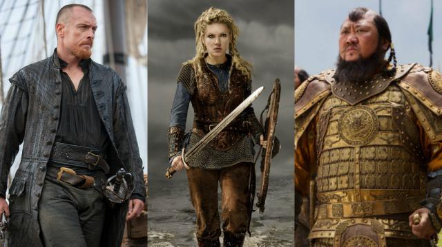Kein Game Of Thrones Mehr: Diese Serien Füllen Das Loch