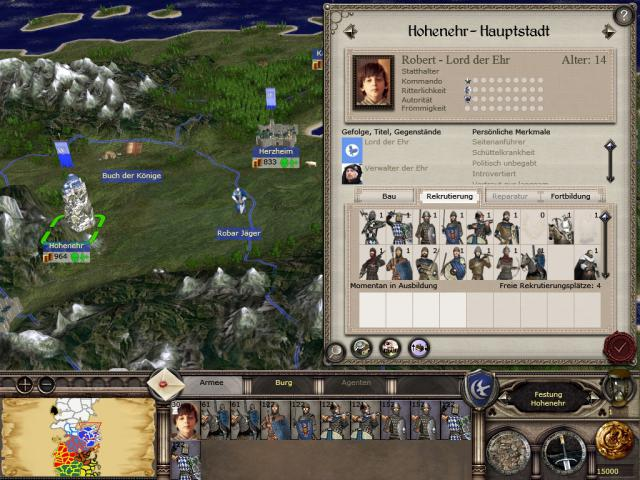 medieval 2 total war how to join a crusade