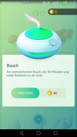Preis Pokemon Go