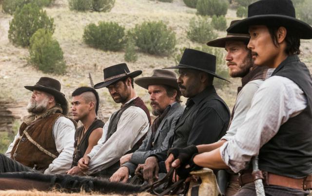 Red Dead Redemption 2: Die glorreichen Sieben nachgedreht