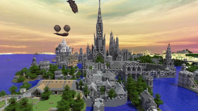 Minecraft: Spieler baut die Erde nach - maßstabsgetreu