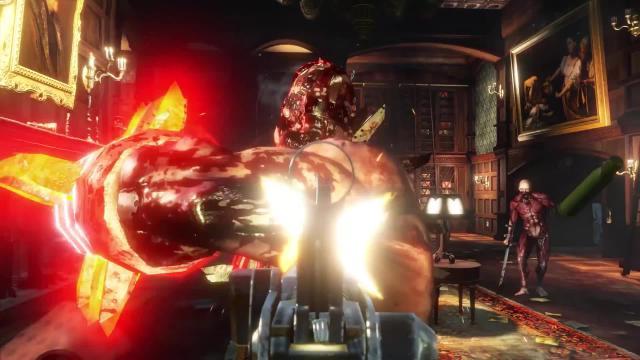 Killing Floor 2 Blutige Gameplay Szenen Von Der Ps4 Pro