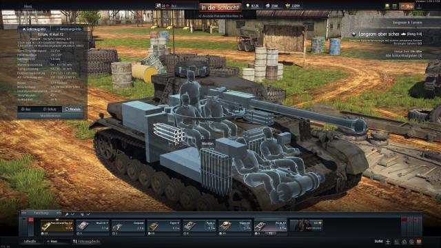 War thunder let 39 s play video aus der release version for War thunder garage