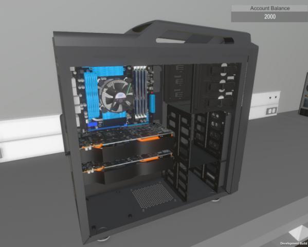 pc online zusammenbauen