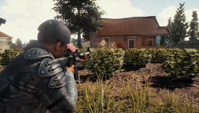 """Battlegrounds Unglaublich Spannend: Playerunknown's Battlegrounds: Trailer Zum """"Battle Royale"""