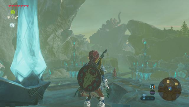 Zelda Breath Of The Wild Titanen Guide Vah Ruta Zoras