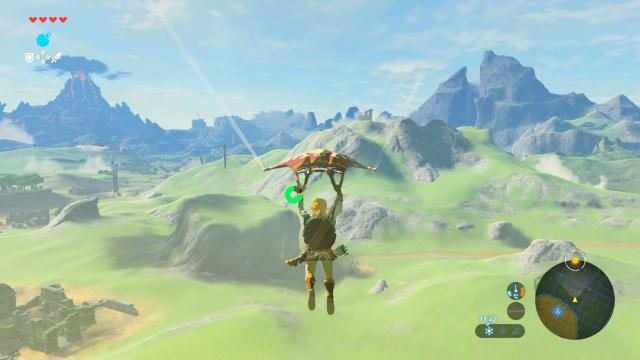 Zelda breath of the wild lösung