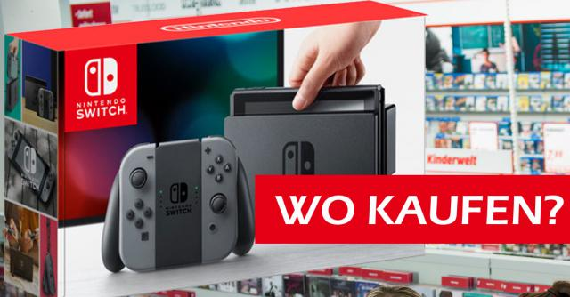 nintendo switch kaufen wo ist die konsole heute erh ltlich. Black Bedroom Furniture Sets. Home Design Ideas