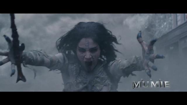 Die Mumie Der Zweite Trailer Zum Kino Reboot Mit Tom Cruise