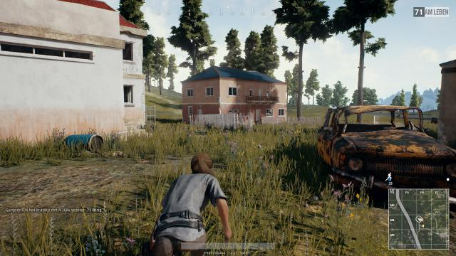 playerunknown 39 s battlegrounds patch optimiert 4 3 seitenverh ltnis. Black Bedroom Furniture Sets. Home Design Ideas