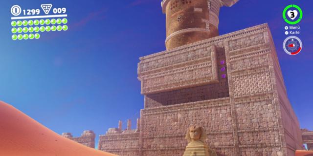 Super Mario Odyssey Alle Lila Münzen Einsammeln Tipps Gameland