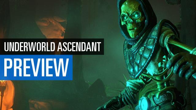 Pubg Video Zeigt Neue Benutzeroberfläche Kartenauswahl: Underworld Ascendant: Neue Spielszenen Zeigen Gameplay Mit