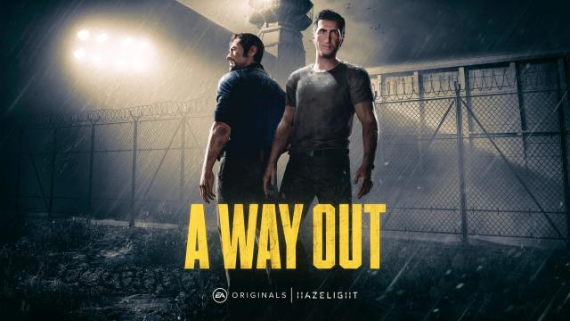 A Way Out + Fe im Share-Account