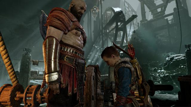 God of Uncharted: The Last of Kratos - PS4-Exklusivspiele ...  God of Uncharte...
