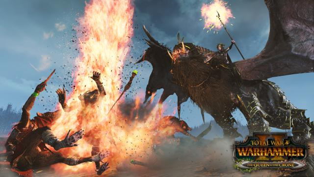 Total War: Warhammer 2 – The Queen and the Crone Lead