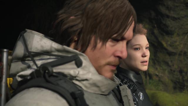 Death Stranding: Kojima zeigt zwei Stunden Gameplay in Privatvorstellung