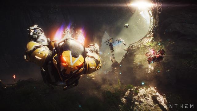 Anthem: Livestream mit Ranger-Javelin und PC-Steuerung angekündigt