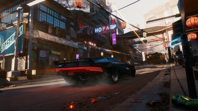 Cyberpunk 2077: Action-RPG spielt nur in Night City