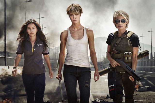 Terminator: Dark Fate - Trailer mit Rückkehr von Sarah Connor und T-800